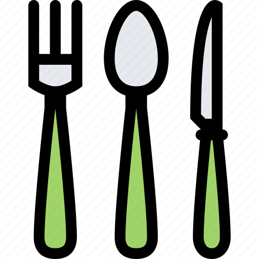 cafe, cutlery, fast food, food, kitchen, restaurant icon