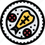 cafe, fast food, fish, food, kitchen, restaurant icon