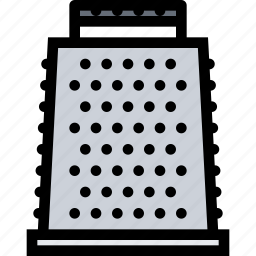 cafe, fast food, food, grater, kitchen, restaurant icon