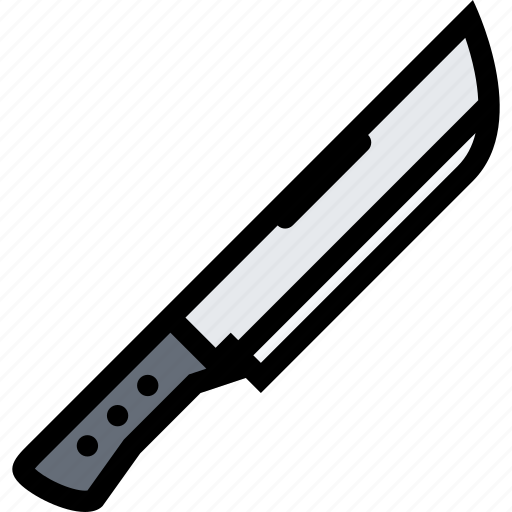 cafe, fast food, food, kitchen, knife, restaurant icon