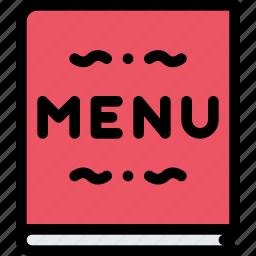 cafe, fast food, food, kitchen, menu, restaurant icon