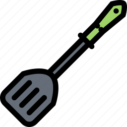 cafe, fast food, food, kitchen, restaurant, spatula icon
