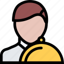 cafe, fast food, food, kitchen, restaurant, waiter icon