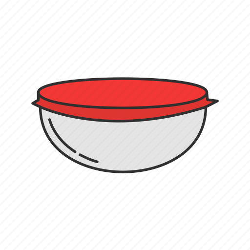 Food, food container, household, kitchen, plastic, plasticware icon - Download on Iconfinder