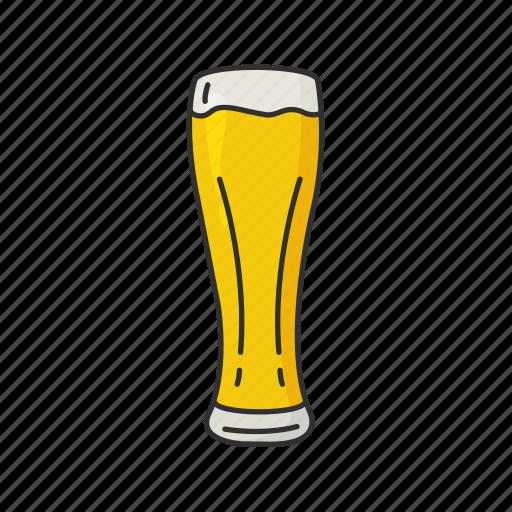 Beer, beverage, celebration, kitchen, liquor, mug, party icon - Download on Iconfinder