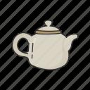 beverage, cup, drink, kitchen, mug, pot, teapot