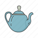 beverage, cup, drink, kitchen, mug, pot, teapot