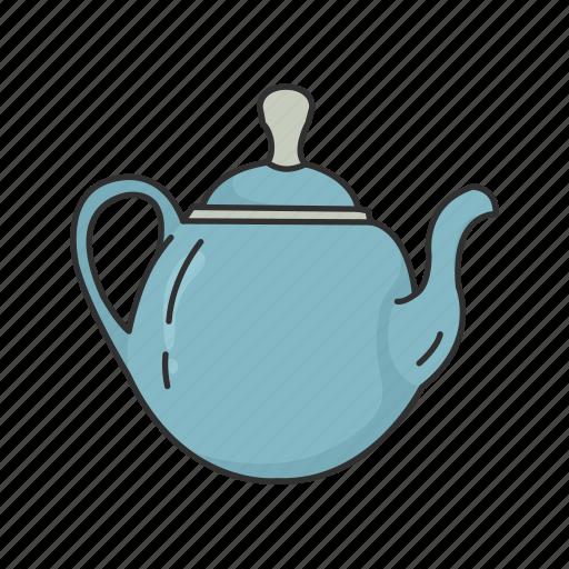 Beverage, cup, drink, kitchen, mug, pot, teapot icon - Download on Iconfinder