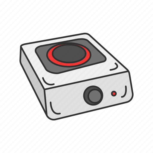 Cooker, cooking, gas stove, heater, kitchen, oven, stove icon - Download on Iconfinder