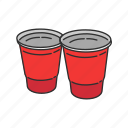 beverage, container, cup, drink, soda, softdrink, tumbler