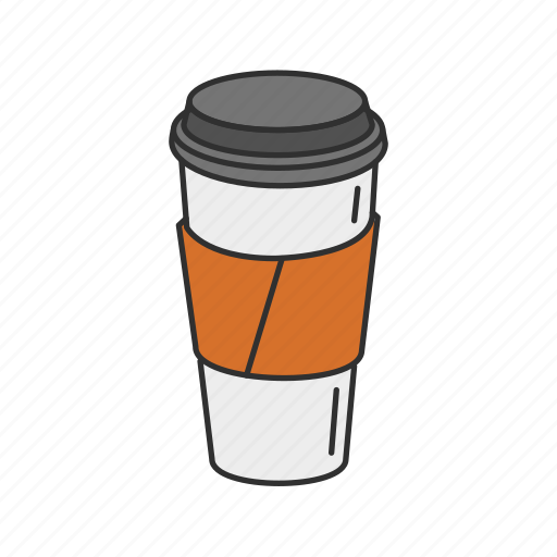 Beverage, coffee, coffee cup, container, cup, drink, tumbler icon - Download on Iconfinder