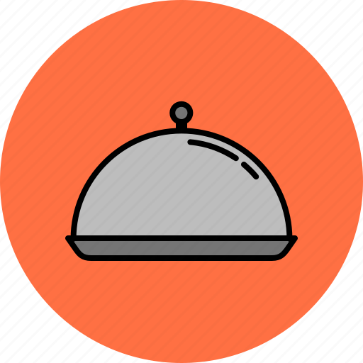 cloche, cooking, equipment, kitchen, tool icon