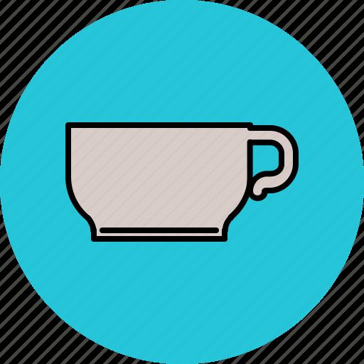 coffee, drink, equipment, hot, kitchen, mug, tea icon