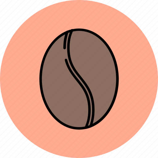 bean, breakfast, coffee, cooking, drink, kitchen icon