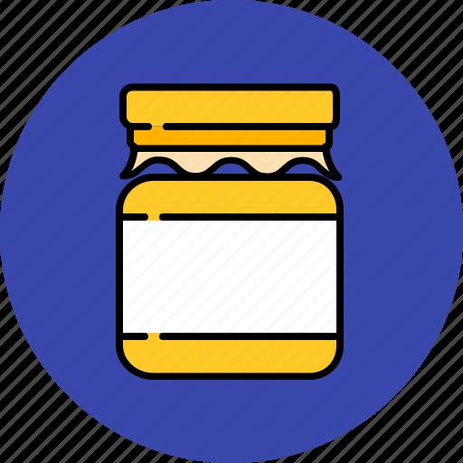 equipment, food, honey, jar, kitchen, sweetener icon