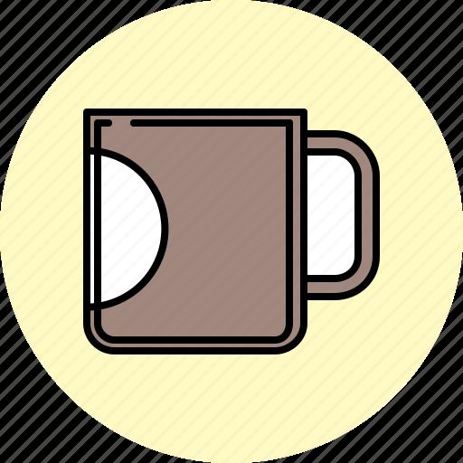 coffee, drink, hot, kitchen, mug, tea icon