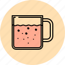 coffee, drink, hot, kitchen, mug, tea icon
