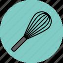 cooking, equipment, kitchen, spurtle, tool