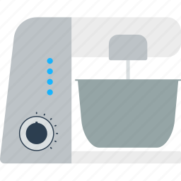 appliance, electrical, equipment, food, kitchen, multi, processor icon