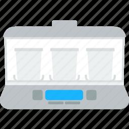 appliance, device, electrical, equipment, kitchen, milk, yogurt icon