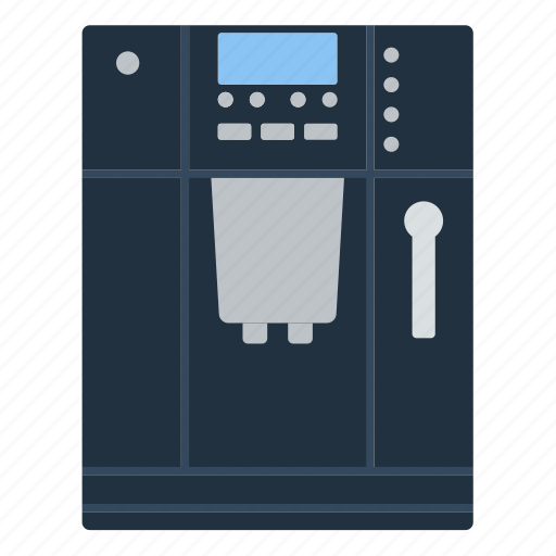 appliance, coffee, cook, electrical, equipment, kitchen, machine icon