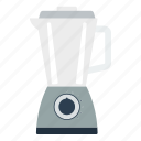 appliance, blender, electrical, equipment, kitchen, mixer, shaker icon