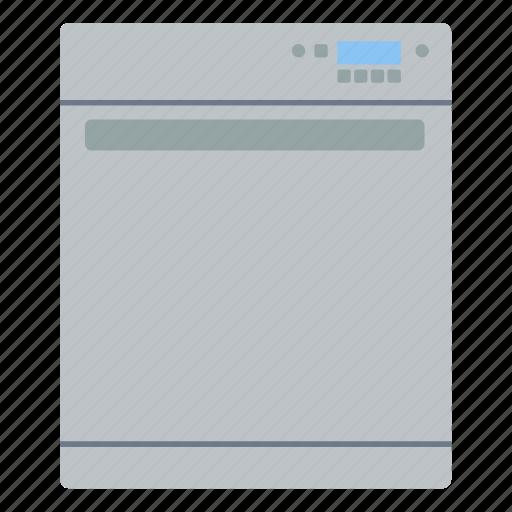 appliance, dishwasher, electrical, equipment, kitchen, machine, washer icon