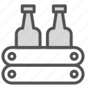 bottle, box, container icon