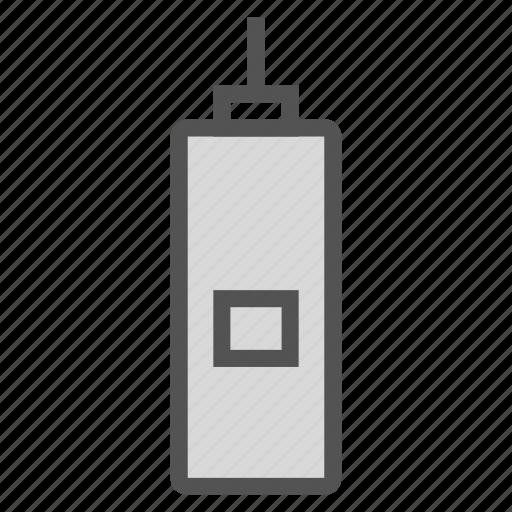 bottle, container, oil, vinegrette icon