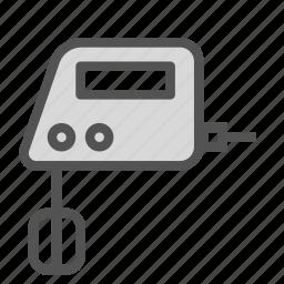 equipment, food, mixer icon