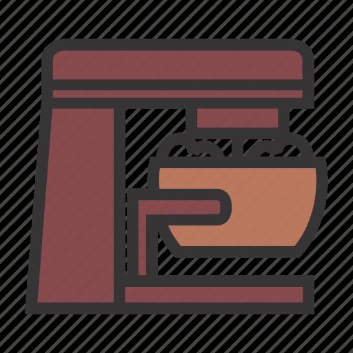 Chef, cook, cooking, kitchen, mixer, restaurant icon - Download on Iconfinder