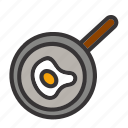 chef, cook, cooking, food, kitchen, pan, restaurant icon