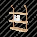 container, decoration, kitchen, rack, seasoning, spice rack icon