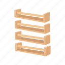 container, decoration, kitchen, rack, seasoning, spice rack