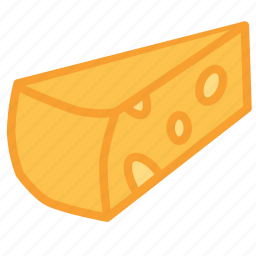 cheese, dairy, food, milk icon