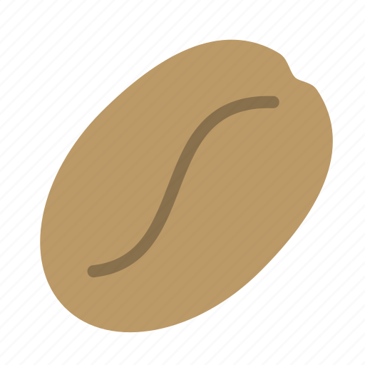 bean, coffee, drink, seed icon