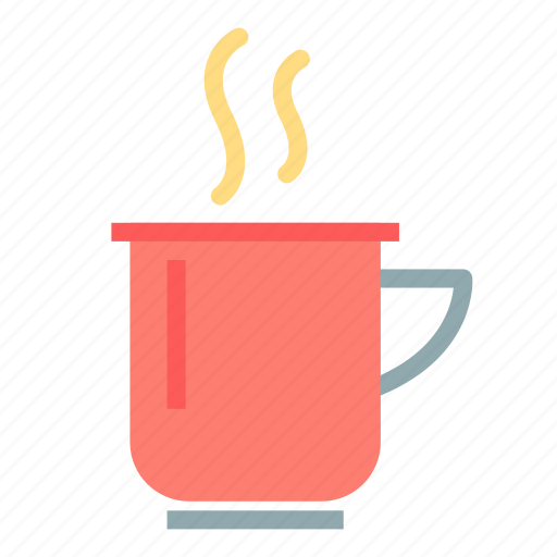 container, cup, hot icon