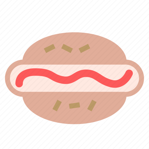 fast, food, hotdog icon