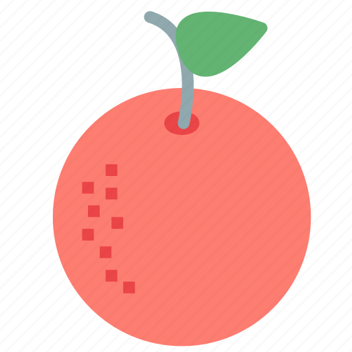 food, fruit, healthy, orange, sweet icon