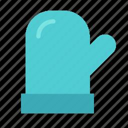 glove, mitt, oven icon