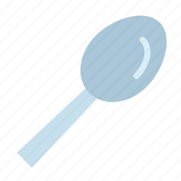 cutlery, spoon, tool icon
