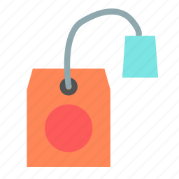 bag, container, drink, tea icon