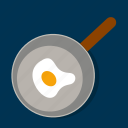 chef, cook, cooking, kitchen, pan, restaurant icon