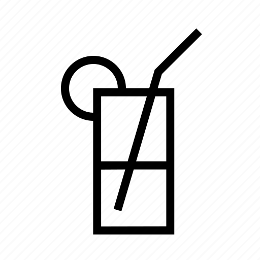 cocktail, drink, food, island, kitchen, long, tea icon