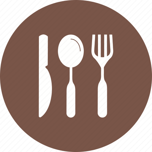 Cutlery, fork, knife, set, silver, silverware, spoon icon - Download on Iconfinder