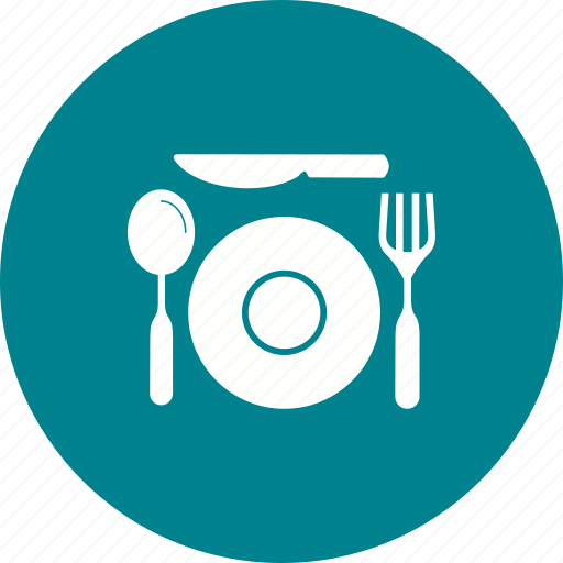 course, dinner, dish, food, meal, table, two icon