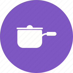 food, onion, pan, sauce, saucepan, spoon, tomato icon