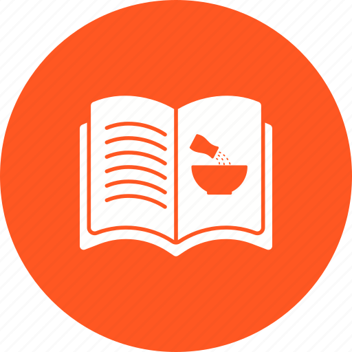 Book, cook, cookbook, cooking, kitchen, recipe icon - Download on Iconfinder