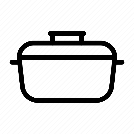 cooking, food, kitchen, pot, restaurant icon
