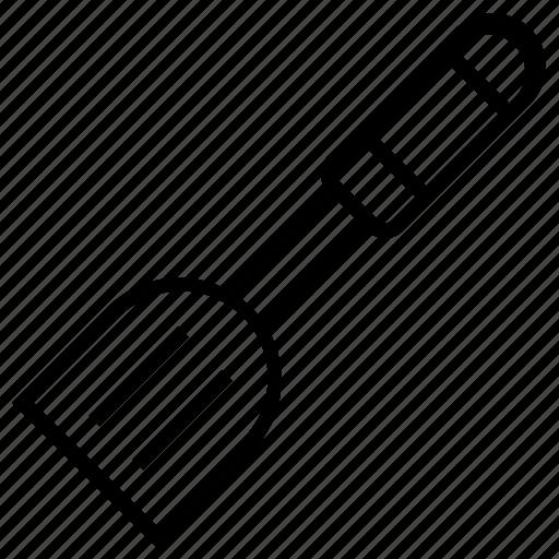 Spatula, utensil, kitchen, cooking icon - Download on Iconfinder